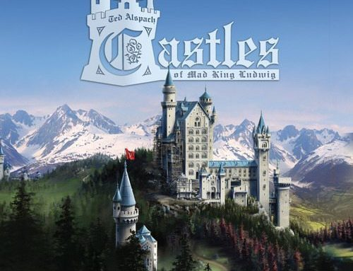 Castles of Mad King Ludwig fær verðlaun
