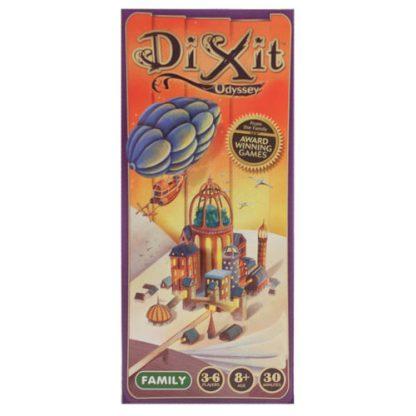 Dixit Odyssey viðbót