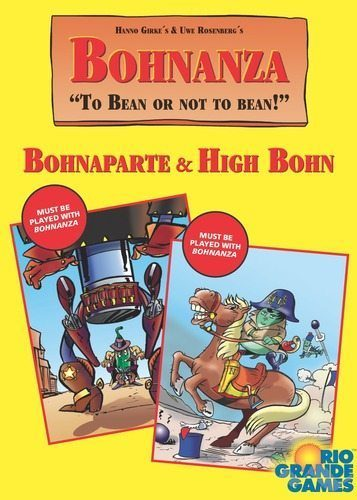 bohnaparte and high bohn