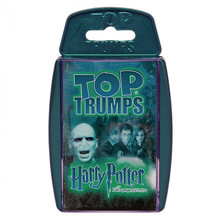 Top Trumps Harry Potter 1