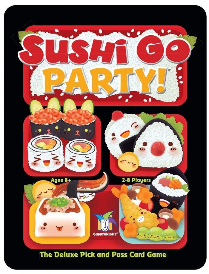sushi go party 1