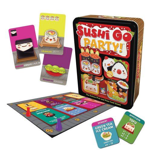 sushi go party 2