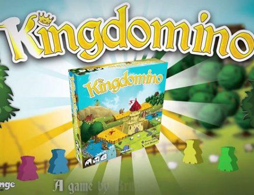Kingdomino er Spiel des jahres 2017. Frábært spil fyrir 8 ára og eldri, 2-4 leik…