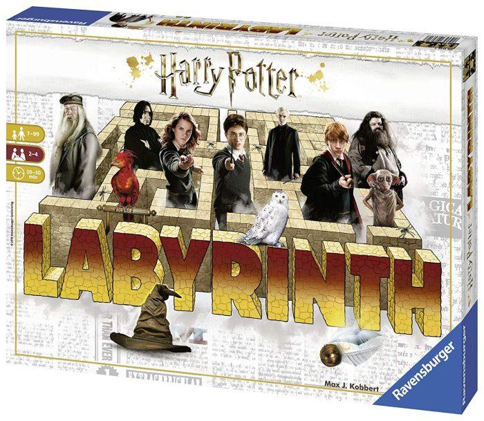 labyrinth harry potter 01