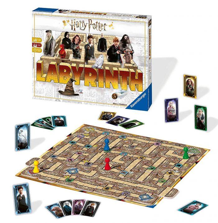 labyrinth harry potter 03