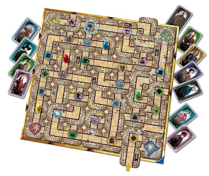 labyrinth harry potter 04