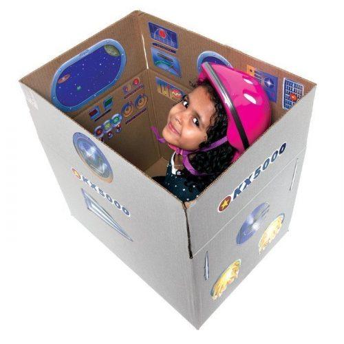stickers spaceship 04
