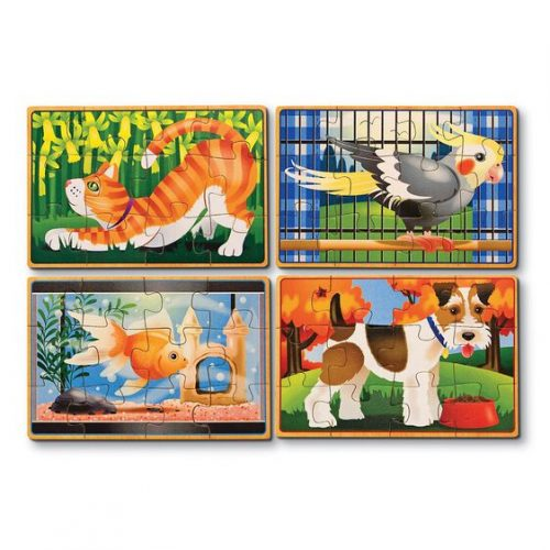 melissa and doug pets puzzles in a box 3794 02