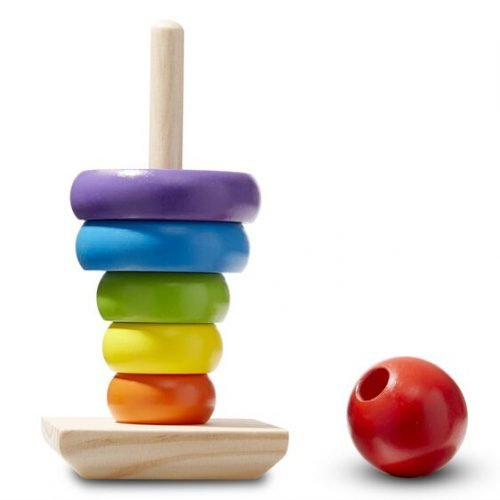 melissa and doug rainbow stacker 0576 02