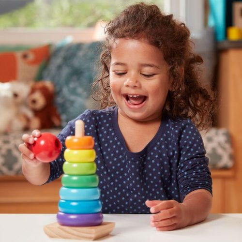melissa and doug rainbow stacker 0576 05